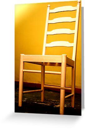 Escher's Chair by Pinhead Industries