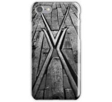 Meeting point iPhone Case/Skin
