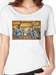 When I Paint My Masterpiece Women's Relaxed Fit T-Shirt
