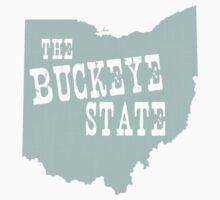 Ohio State Motto Slogan Kids Tee