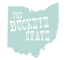 Ohio State Motto Slogan Photographic Print
