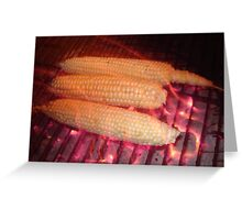 Roasted Greeting Card