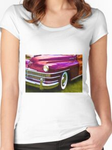 Town & country Women's Fitted Scoop T-Shirt