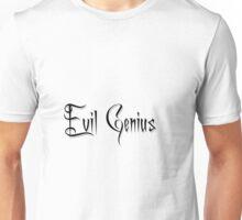 Evil Genius V.2.  Unisex T-Shirt