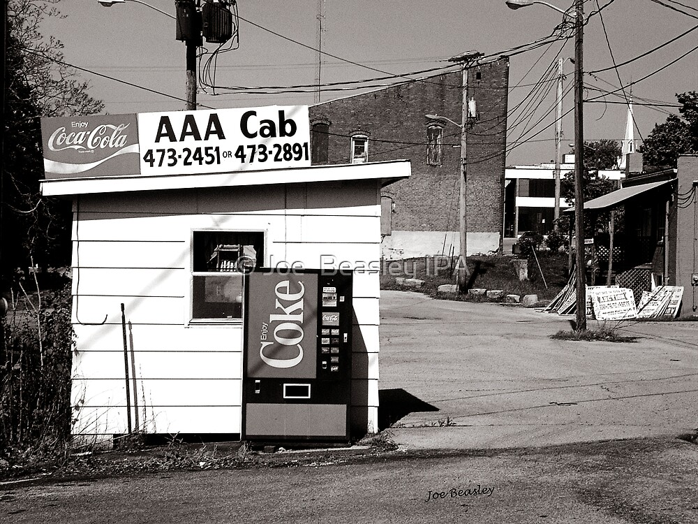 AAA Cab by © Joe  Beasley IPA