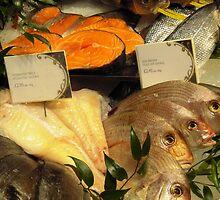 Fish Supper by Graham Geldard