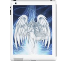 Rise of an angel iPad Case/Skin