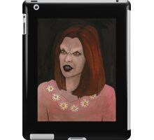 Doppelgangland - Vampire Willow - BtVS iPad Case/Skin