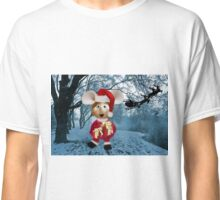 Topo Gigio CHRISTMAS SURPRISE PICTURE AND OR CARDS,PRINTS ECT Classic T-Shirt