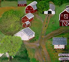 Shawn's Farm by cruserart