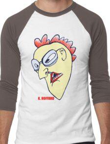 Rooster Man Men's Baseball ¾ T-Shirt