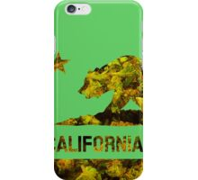 Cali Republic of Dank  iPhone Case/Skin