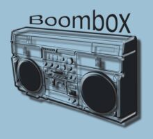 Boombox by Ryan Houston
