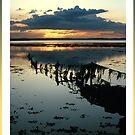 Strangford Lough Sundown by ragman