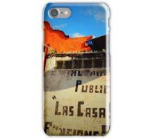Las Casas iPhone Case/Skin