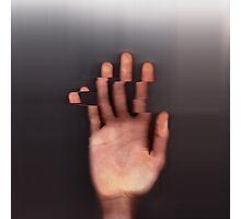 Trip Hand Photographic Print