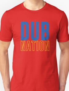 DUB NATION  Unisex T-Shirt