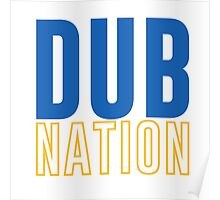 DUB NATION  Poster