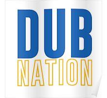 DUB NATION  Poster