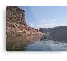 powell arm Metal Print