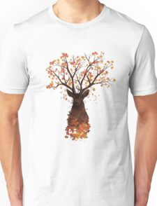 Fall into the Woods Unisex T-Shirt