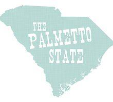 South Carolina State Motto Slogan by surgedesigns