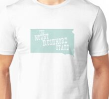 South Dakota State Motto Slogan Unisex T-Shirt