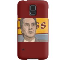 Graduation Day, Part Two - The Mayor - BtVS Samsung Galaxy Case/Skin