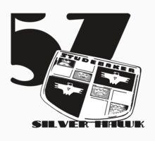 1957 Silver Hawk T-Shirt