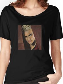 Lovers Walk - Spike - BtVS Women's Relaxed Fit T-Shirt