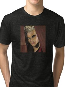 Lovers Walk - Spike - BtVS Tri-blend T-Shirt