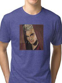 Lovers Walk - Spike - BtVS Tri-blend T-Shirt