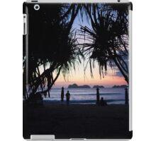 Palau Merah (Red Island) Sunset iPad Case/Skin