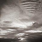Sunset cloudscape by Duncan Waldron