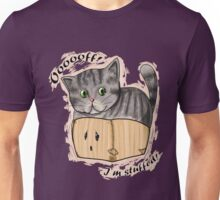 I'm Stuffed Cat v01 Unisex T-Shirt