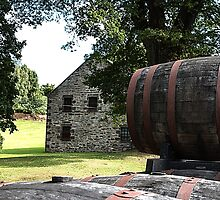 Dewers Distillery by Marylou Badeaux