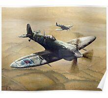 Spitfire Parade Poster