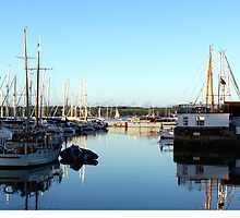 Mylor Marina 3 by AndyReeve