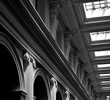 Queen Victoria Centre Melbourne by Victor Pugatschew