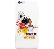 Super Mario Goetze iPhone Case/Skin