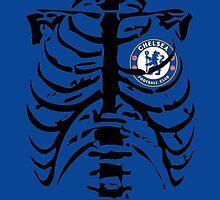 Chelsea London Heart by refreshdesign