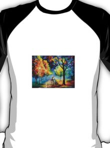 Night Alley — Buy Now Link - www.etsy.com/listing/126202185 T-Shirt