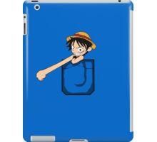 Luffy Pocket iPad Case/Skin