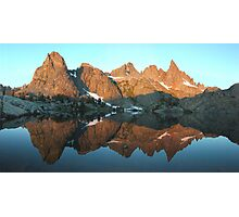 Minaret Lake Photographic Print