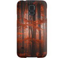 Red Parallel Universe Samsung Galaxy Case/Skin