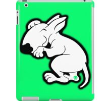English Bull Terrier Snug iPad Case/Skin