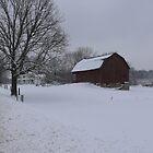 Beautiful Barn by Jellybean720