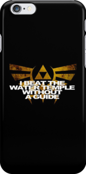 I Beat the Water Temple... by cluper