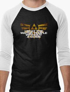 I Beat the Water Temple... Men's Baseball ¾ T-Shirt