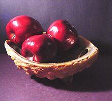 Red Apples by Jenebraska